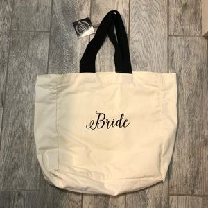 Handbags - Bride tote bag